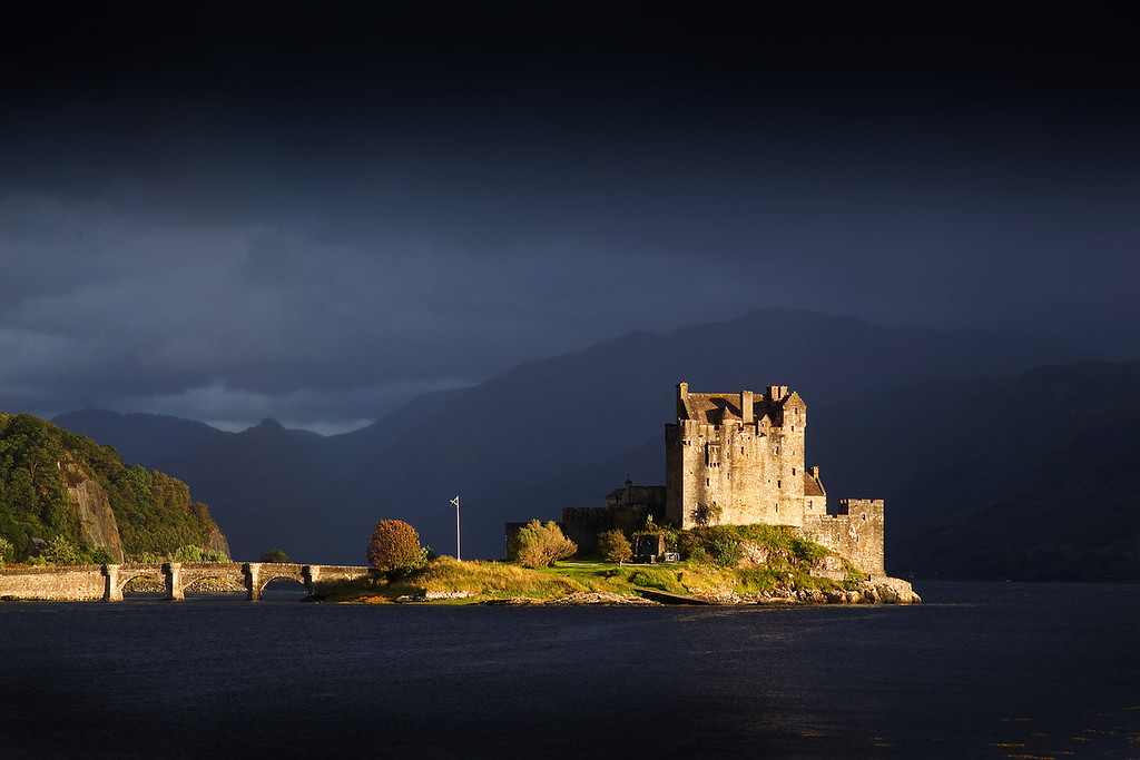 Pictures of Landscapes of Scotland.